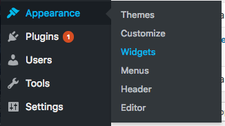 Comment Rating Field Pro Plugin: Widgets: Menu