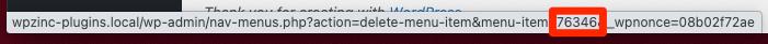 Page Generator Pro: Generate: Content: Menus: Menu ID