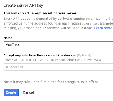 Page Generator Pro: Google Settings: 7
