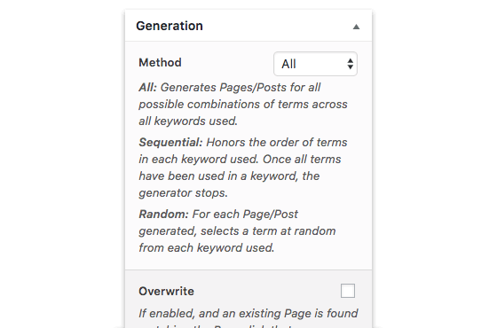 Page Generator Pro: Powerful Content Generation