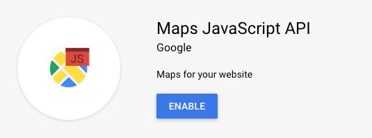 Page Generator Pro: Settings: Google: Maps API: Enable