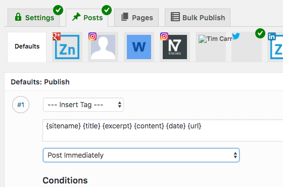 WordPress to Hootsuite Pro: Full Support for Pages, Posts and Custom Post Types