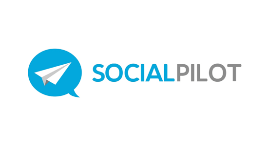 WordPress to SocialPilot Pro Logo