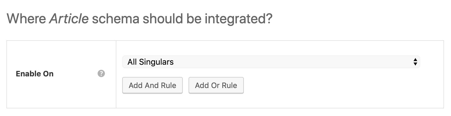 Page Generator Pro: Generate: Schema Integration: Schema Pro: Add