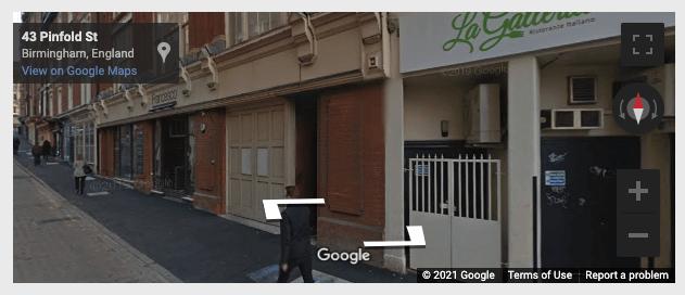 Page Generator Pro: Dynamic Elements: Google Maps: Street View