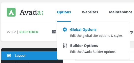Page Generator Pro: Avada: Header Menu