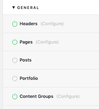 Page Generator Pro: Page Builders Integration: Pro Theme: Content Groups